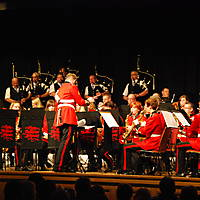 2015-10-24 Jubiläumskonzert The Pride of Scotland Pipes & Drums